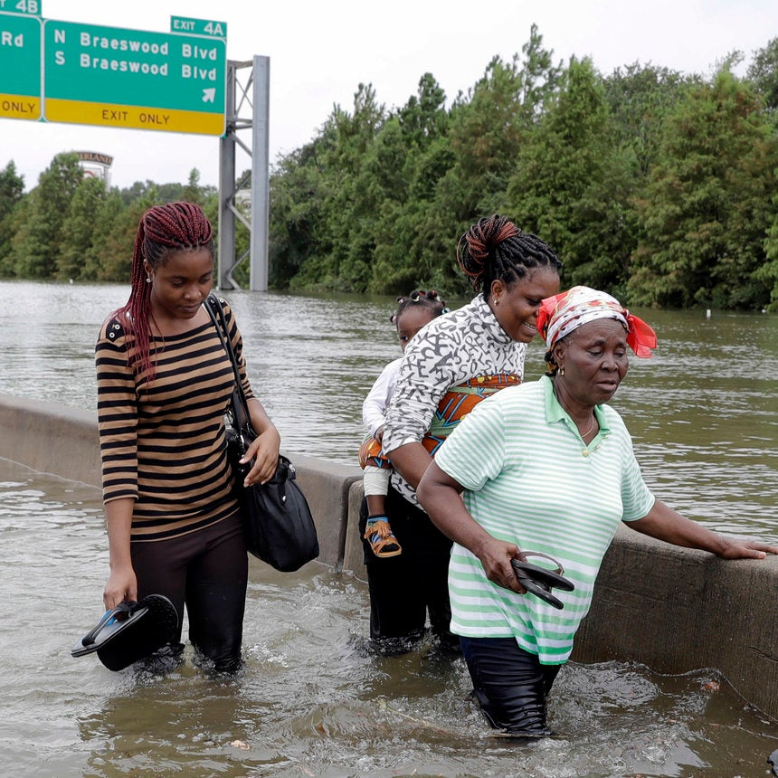 This Is What Houston Looks Like After Hurricane Harvey