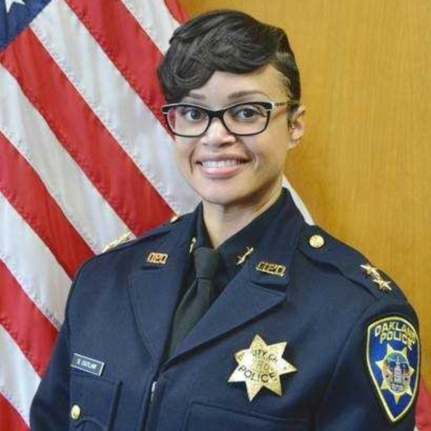 Portland Mayor Selects First Black Woman Police Chief