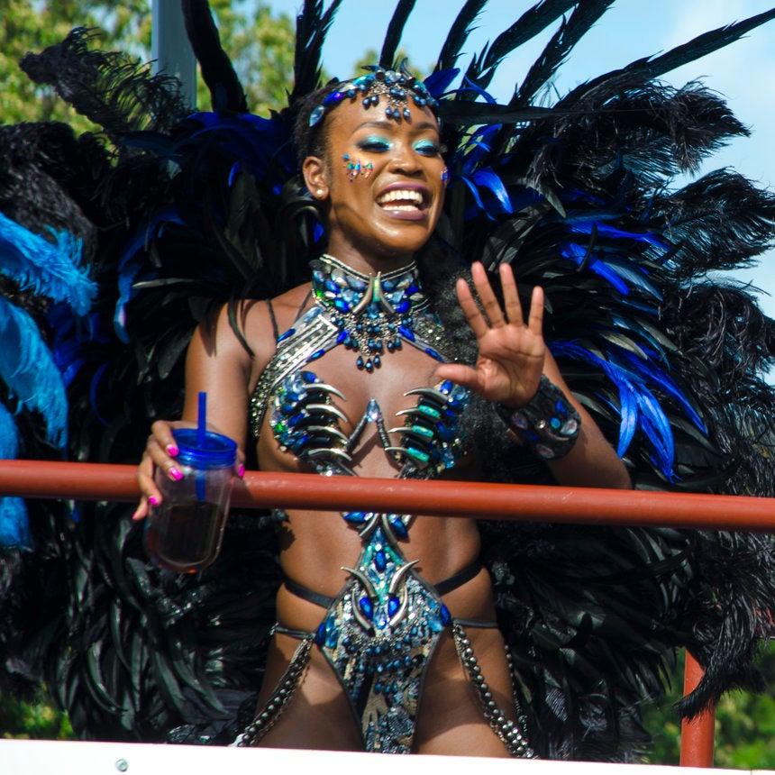 15 Photos Of Peak Black Girl Magic At Crop Over 2017