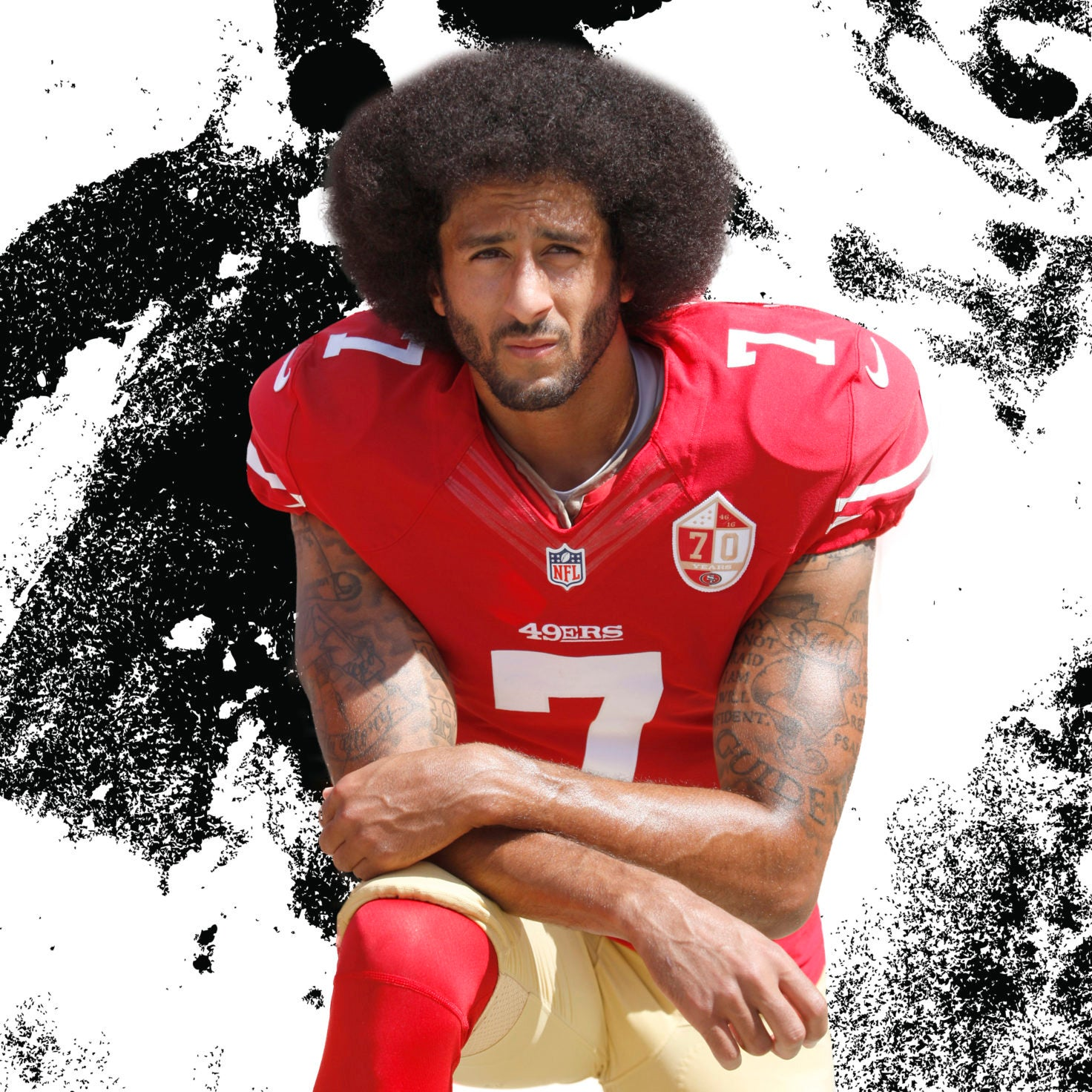 Colin Kaepernick Denies Reaching  'Understanding' With Travis Scott About Super Bowl Performance