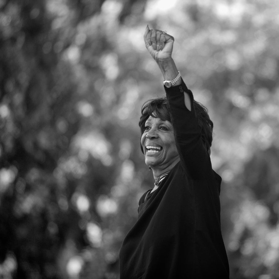 16 Times Congresswoman Maxine Waters Brought Black Girl Magic To The Front Lines & Didn't Back Down