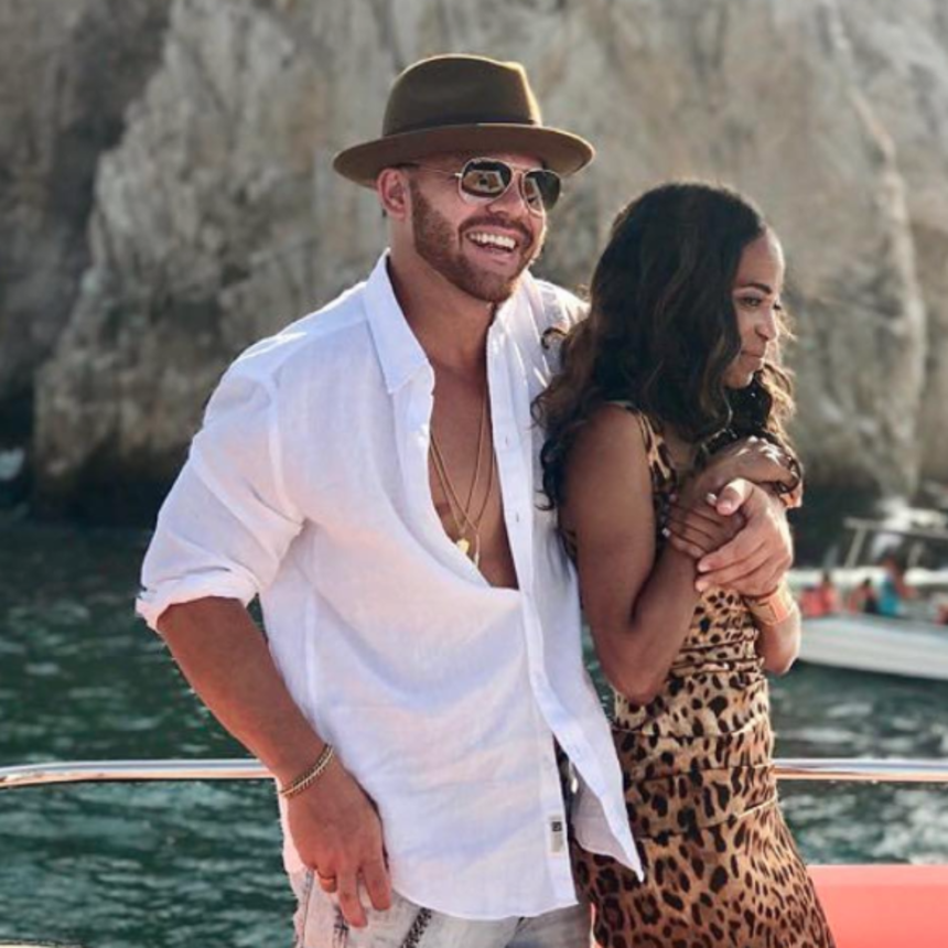 9 Photos That Prove Michelle Williams And Her Boyfriend Chad Johnson Are New Couple Goals