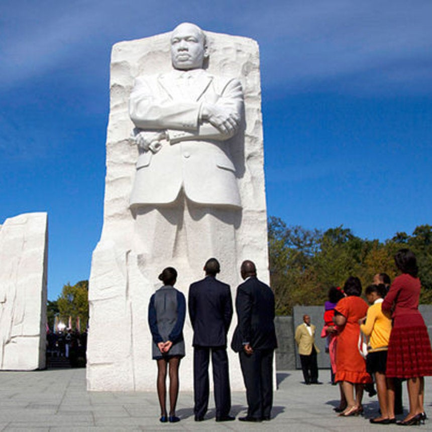 7 Black Statues Around The World Commemorating Black History