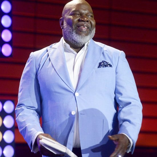 TD Jakes on Pursuing Your Dreams of Starting a Business: 'You Need to Start Your Plan B While You're Still on Plan A'
