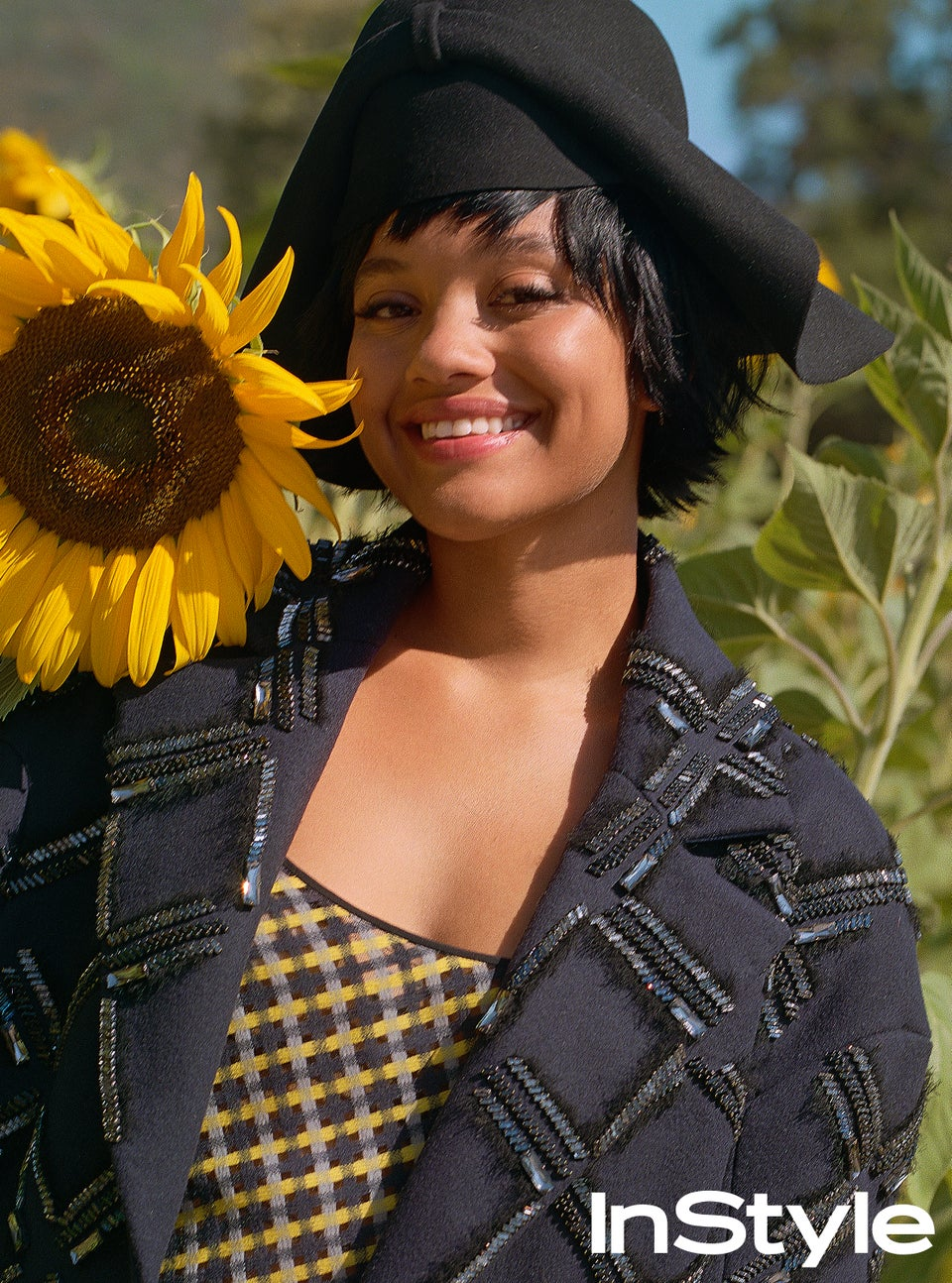 How To Embrace Your Natural Beauty, According To Dope's Breakout Star Kiersey Clemons