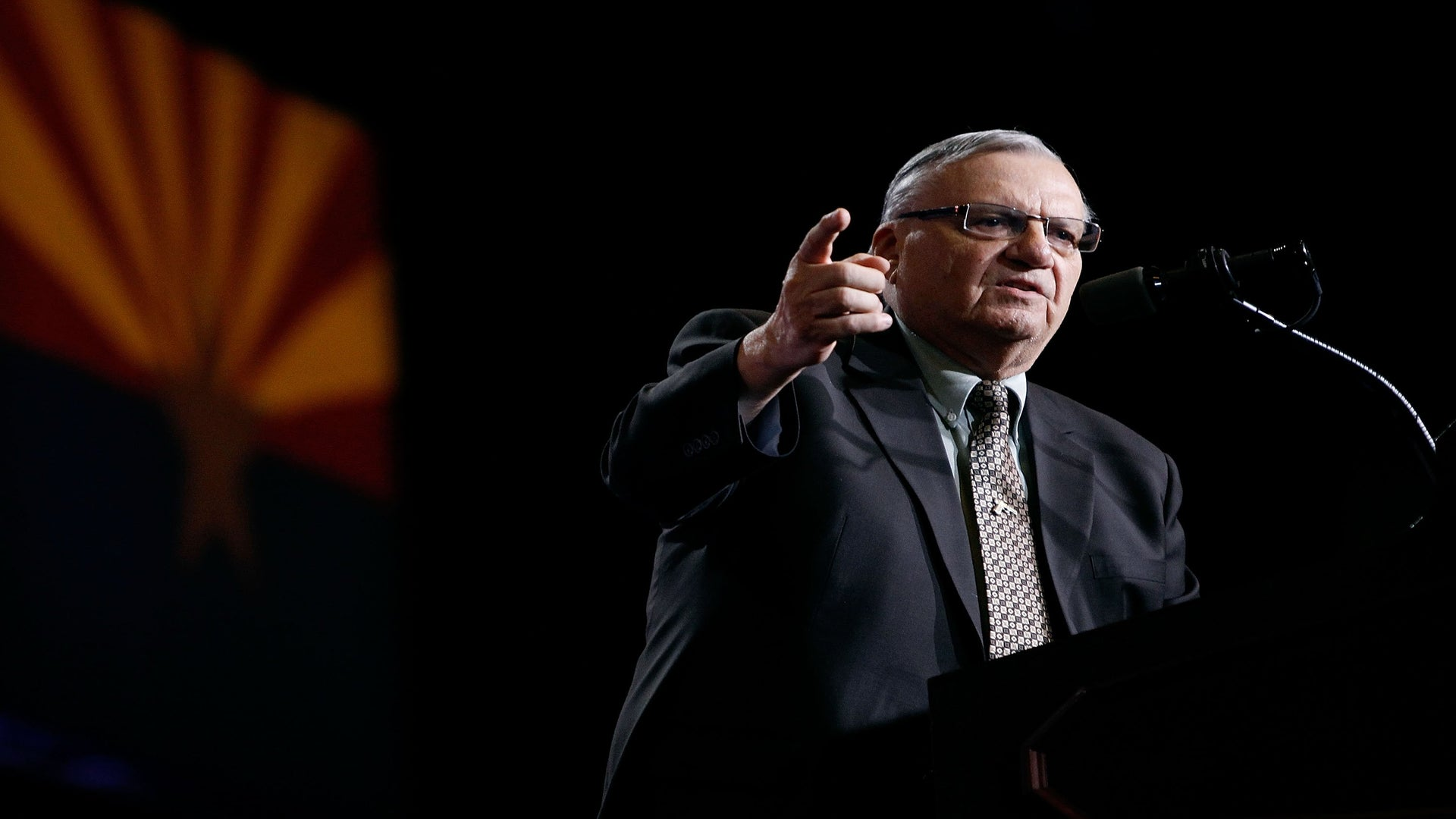 Former Sheriff Joe Arpaio Convicted For Refusing to Stop Immigrant-Targeting Traffic Patrols