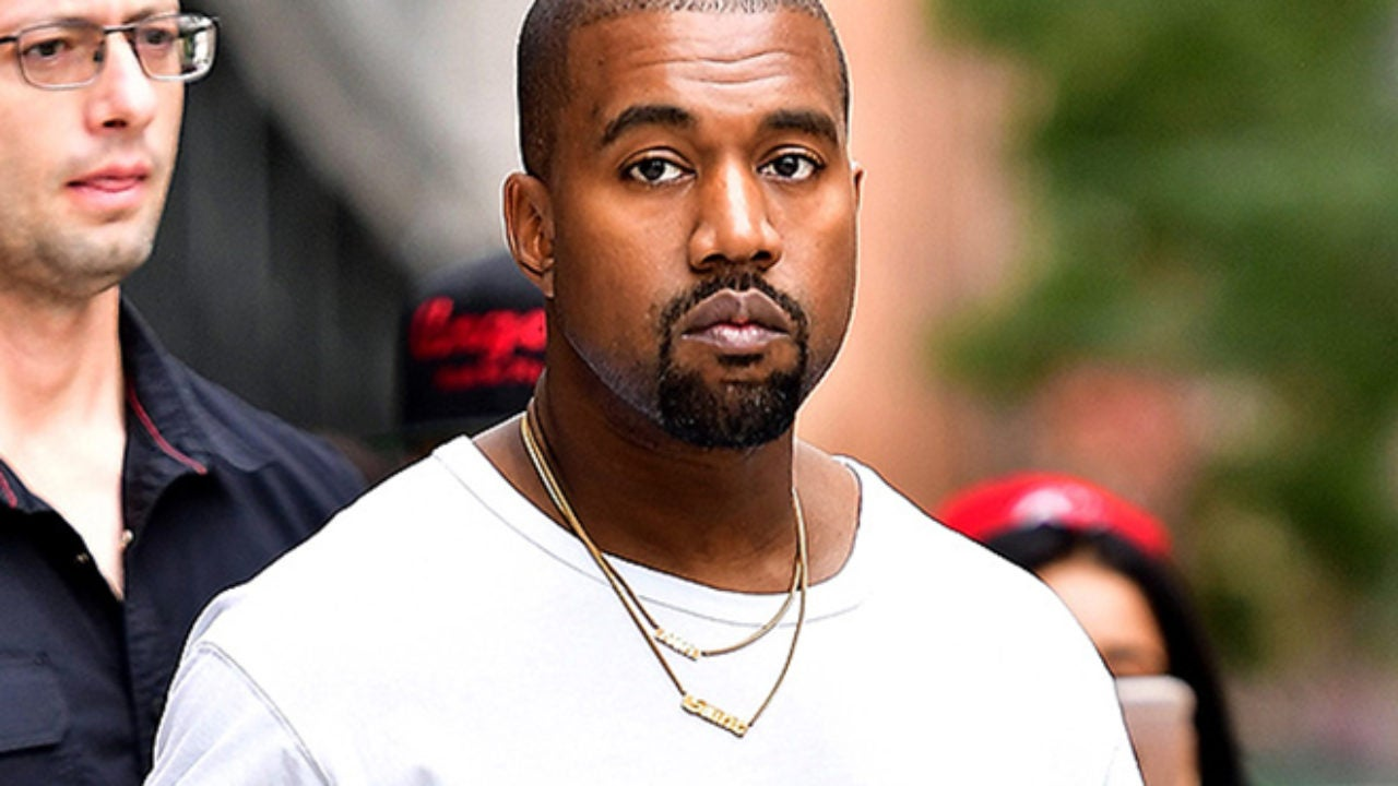 Stumped! Kanye West Remains Silent When Asked If Donald Trump Cares About Black People