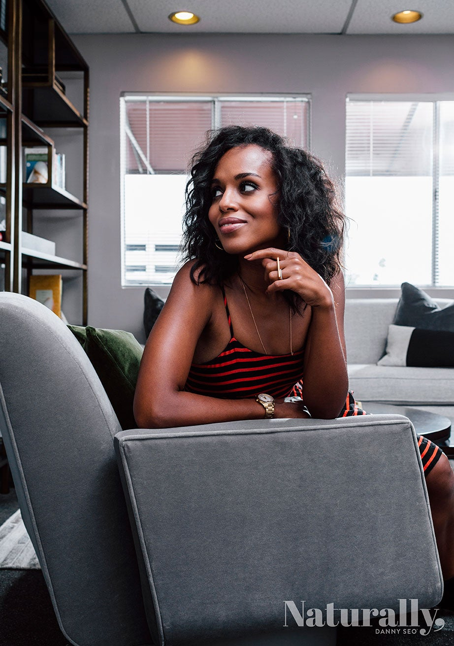 Kerry Washington's New Office Is Everything Olivia Pope Would Want and More