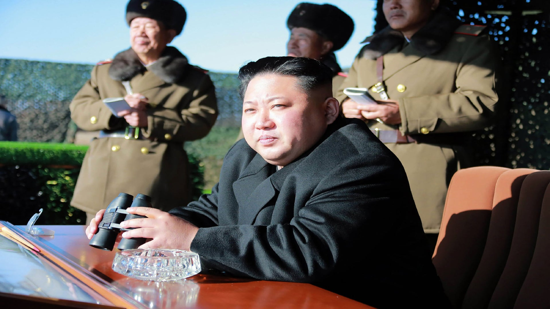 North Korea Calls President Trump's 'Fire And Fury' Threat A 'Load Of Nonsense'