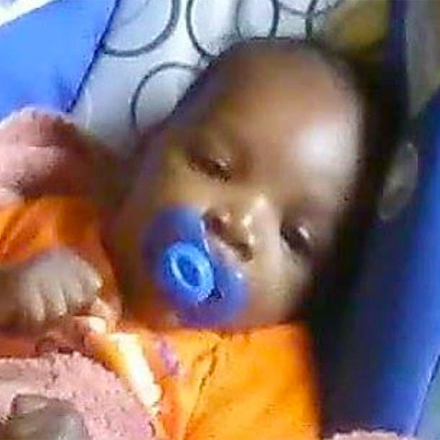 La. Man Allegedly Said 'God Told Him' ToKidnap A2-Month-Old Later Found By The Interstate
