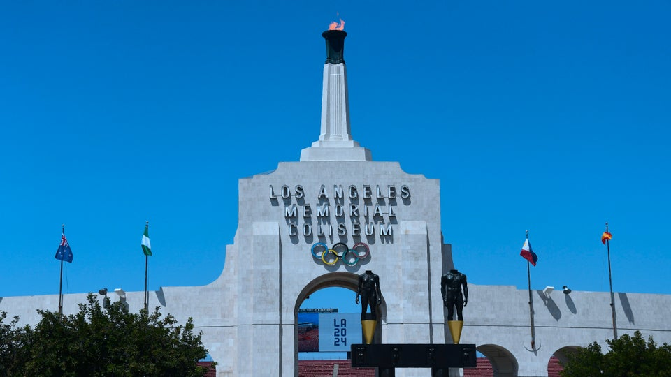 The Olympics Are Coming To Los Angeles In 2028