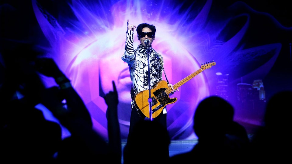 The World's First Prince Exhibition Is Opening This Fall