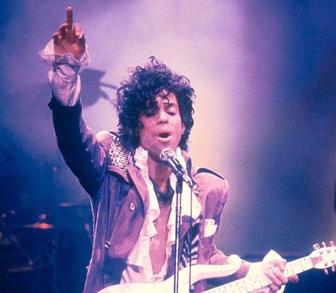 Pantone Honors Prince With His Own Punchy Shade Of Purple