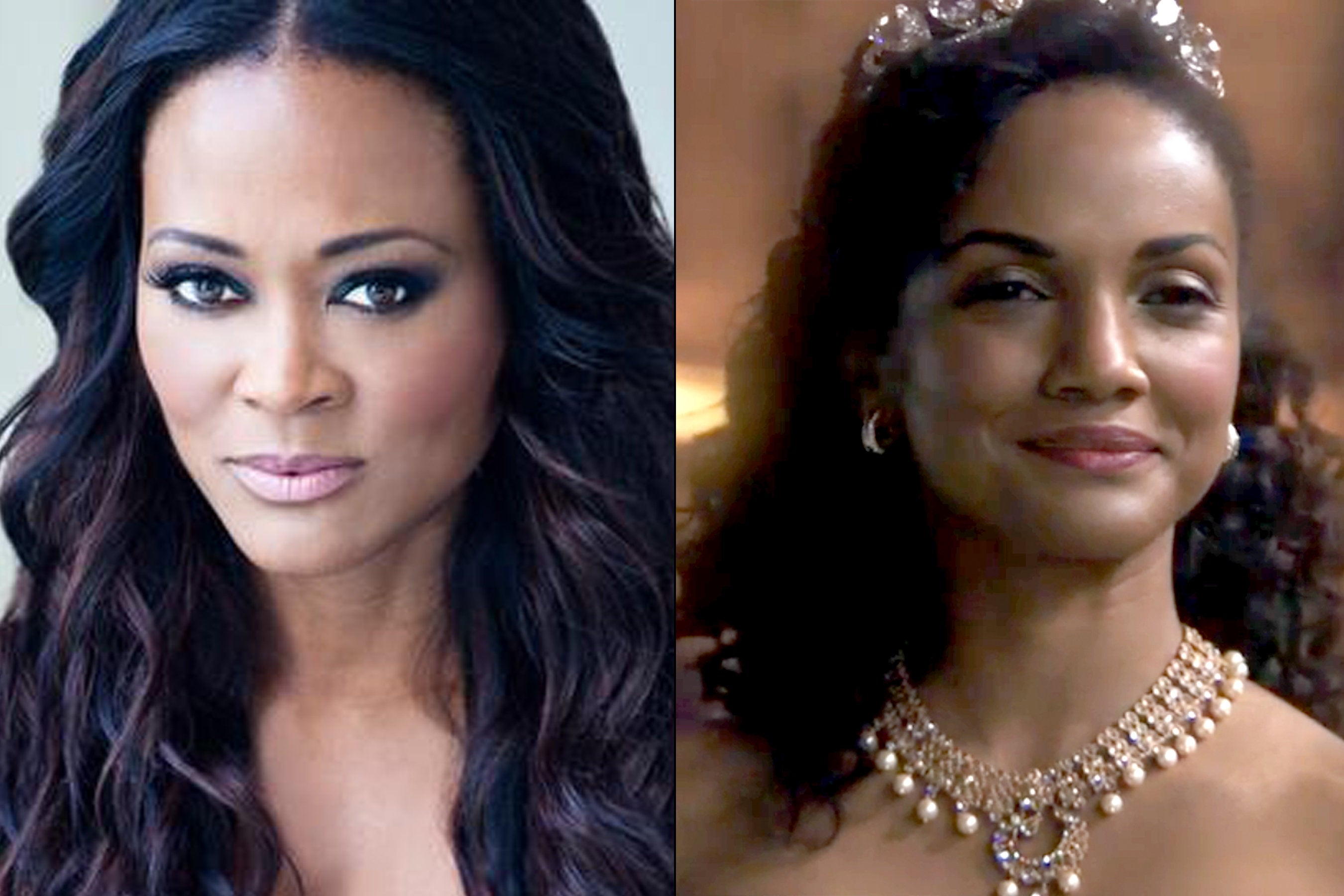 'Once Upon ATime' Adds Robin Givens As Tiana's Mom