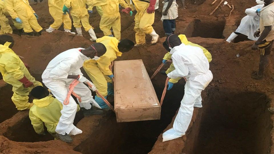Local Leaders Say 1,000 People Died In The Mudslides In Sierra Leone