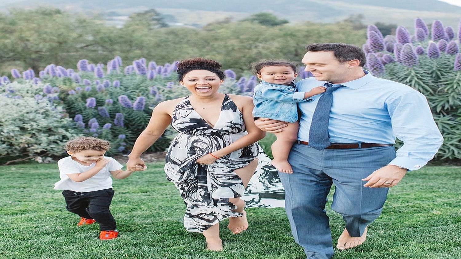 Tamera Mowry-Housley Opens Up About Expanding Her Family Through Adoption