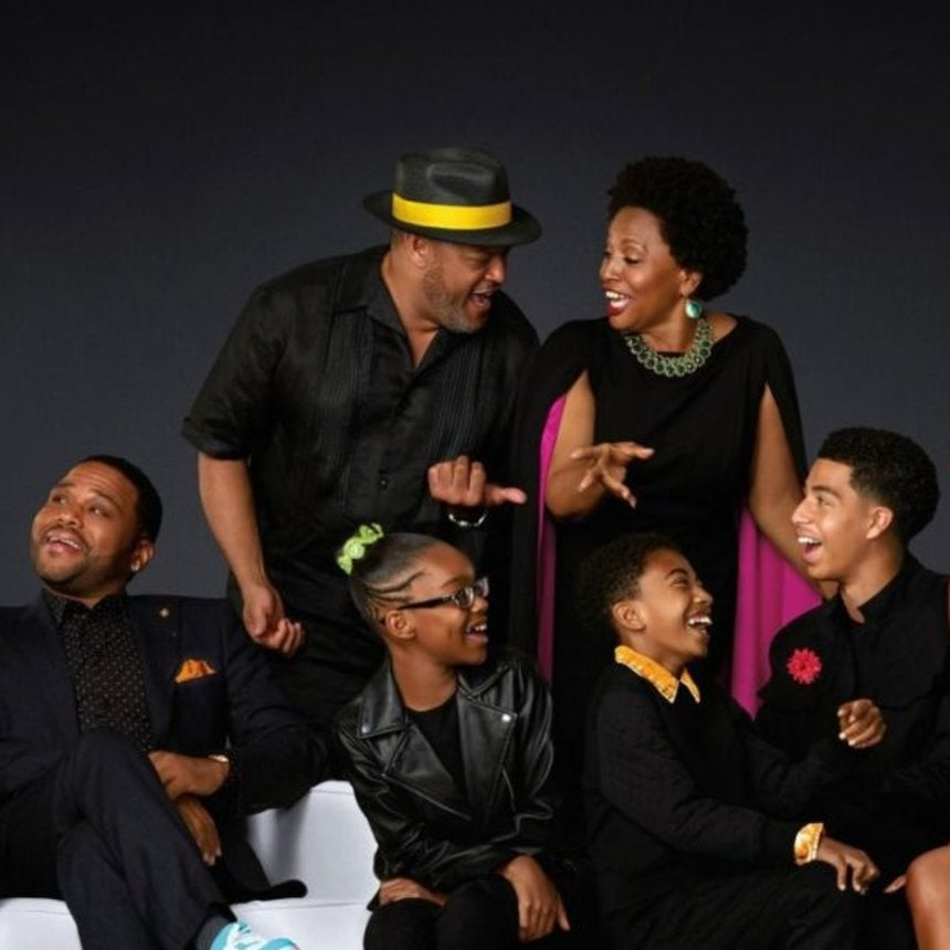 'Black-ish': Your First Look At The Comedy's Musical Season Premiere