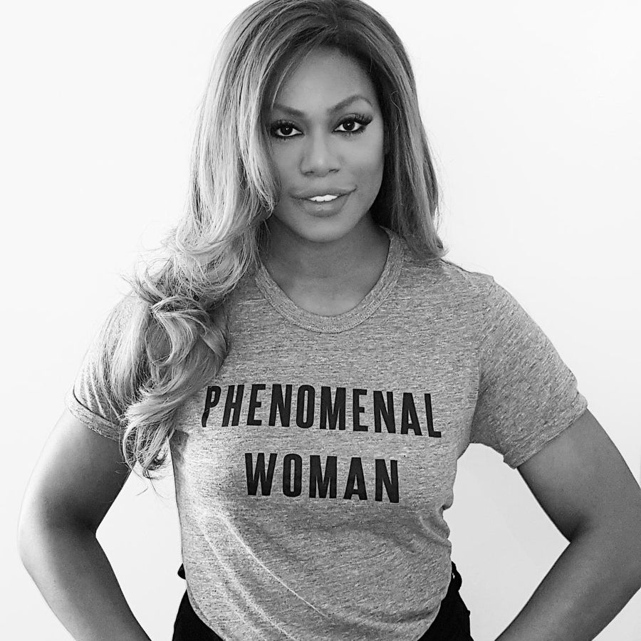 Laverne Cox Just Made Magazine History