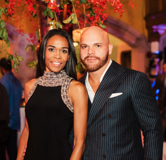 Surprise! Michelle Williams Is Engaged To Pastor And Sports Chaplain Chad Johnson