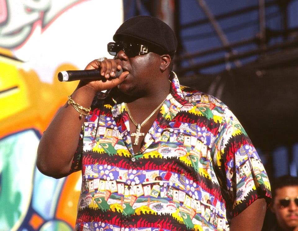 Hip-Hop Celebrates Notorious B.I.G. Day