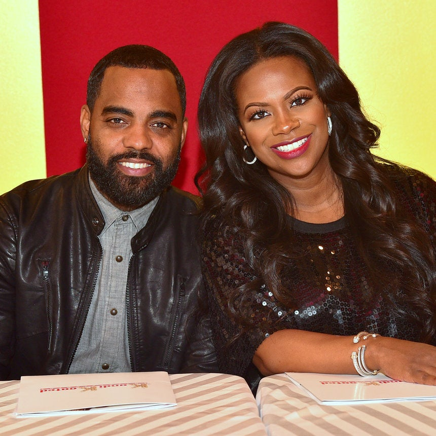 Todd Tucker Showers His Wife Kandi With Congratulations For All OfHer Wins