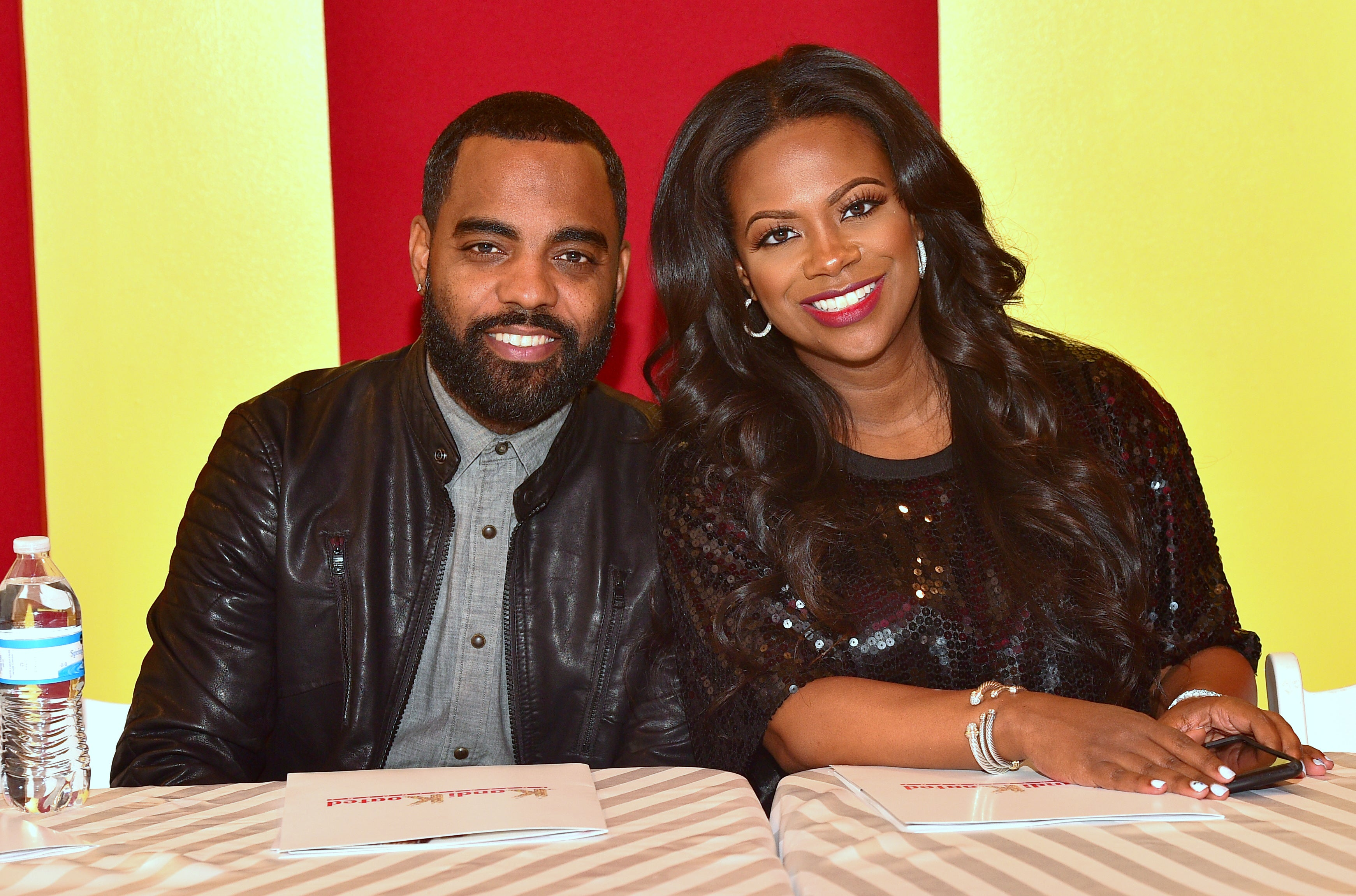 Todd Tucker Showers His Wife Kandi With Congratulations For All Of Her Wins
