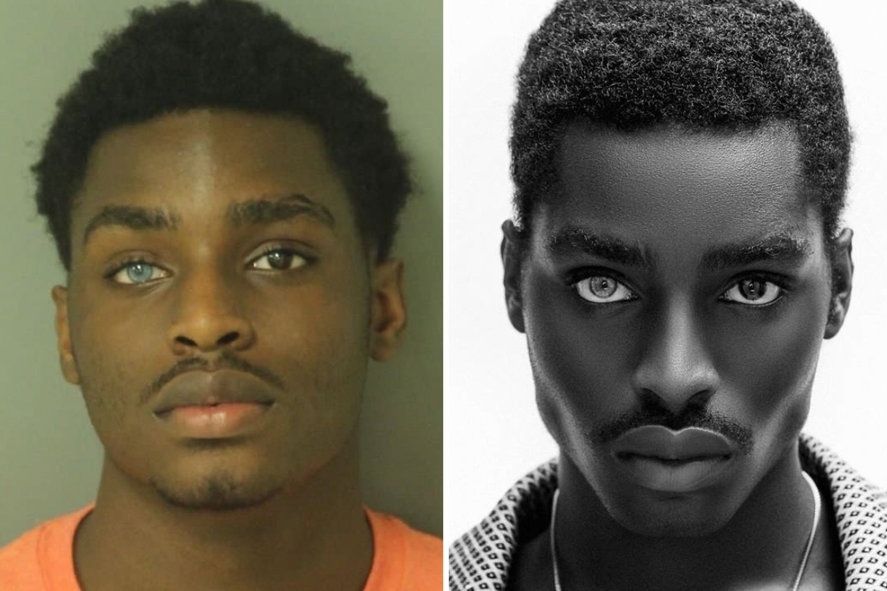 Remember Chocolate 'Prison Bae'? His Mugshot Landed Him A Modeling Contract Too