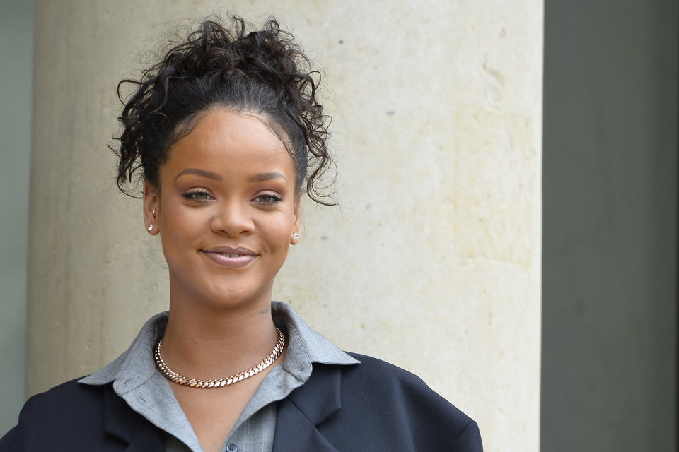Rihanna Just Dropped Fenty Beauty Teasers Featuring Slick Woods, Halima Adenand More