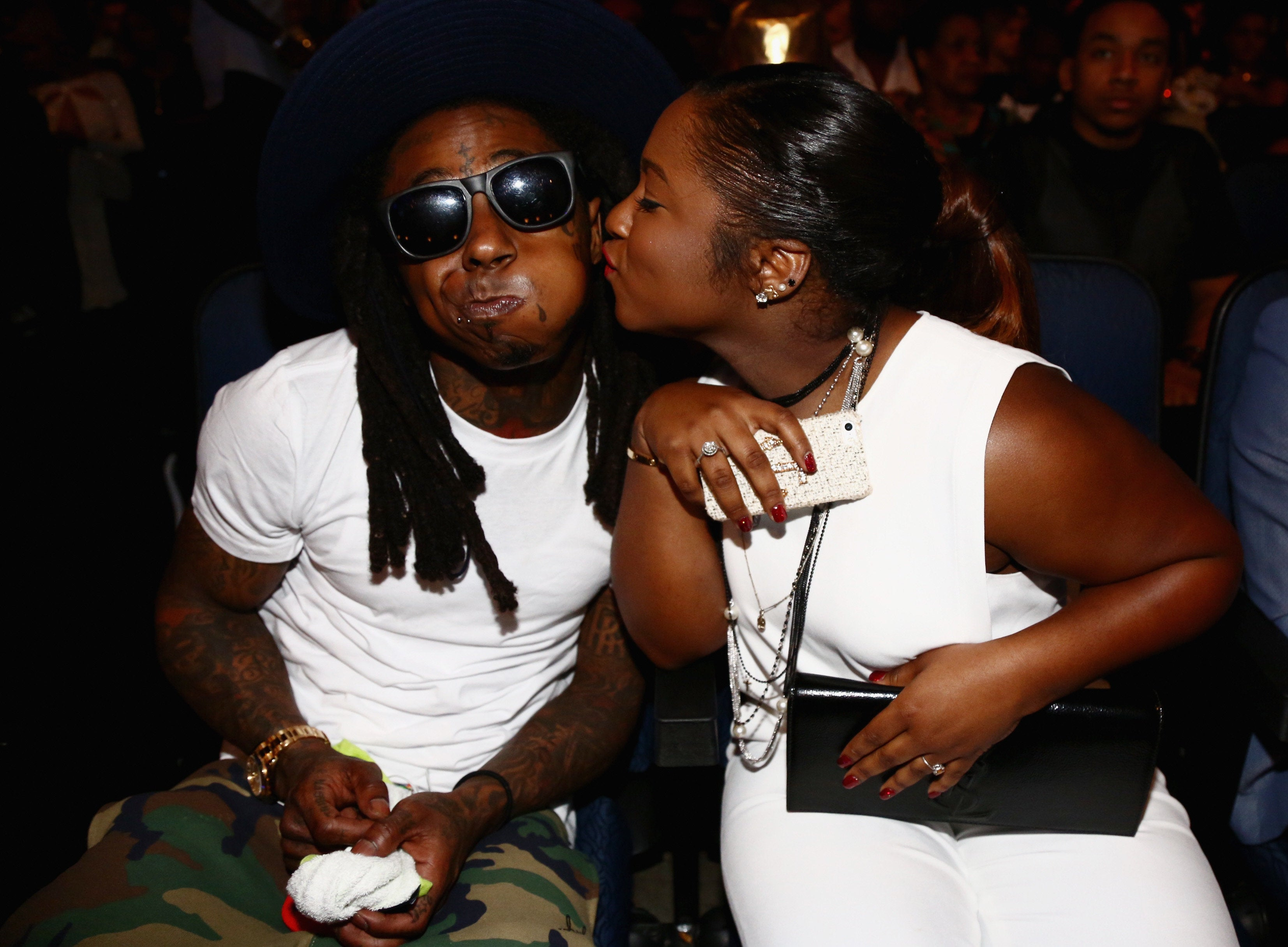 Reginae Carter Gives Update On Lil' Wayne's Seizure Scare: 'Don't Believe Everything You Hear'