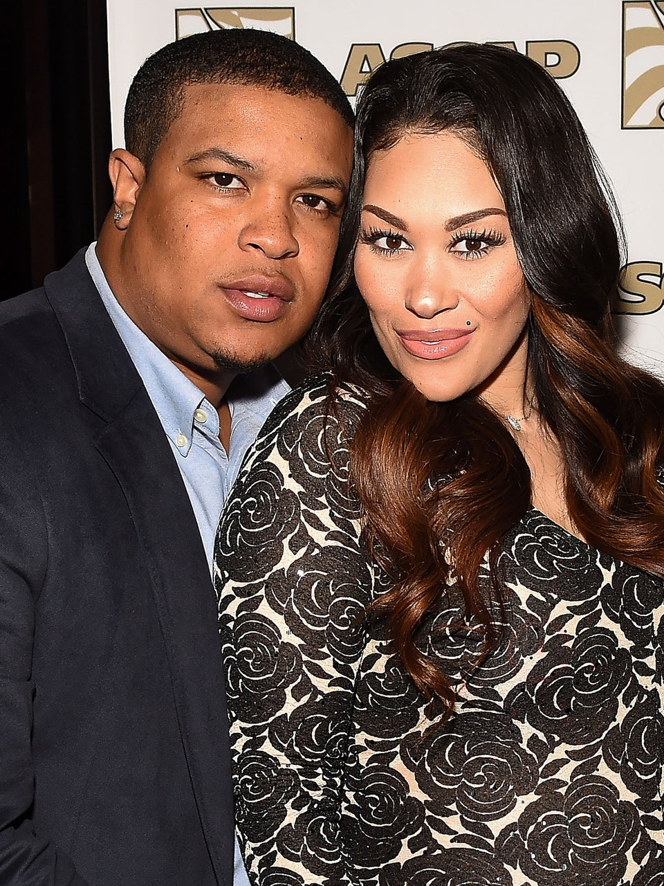 Whoa! Pregnant KeKe Wyatt Says Her Husband Wants A Divorce and Called Her 'An Emotional Wreck'