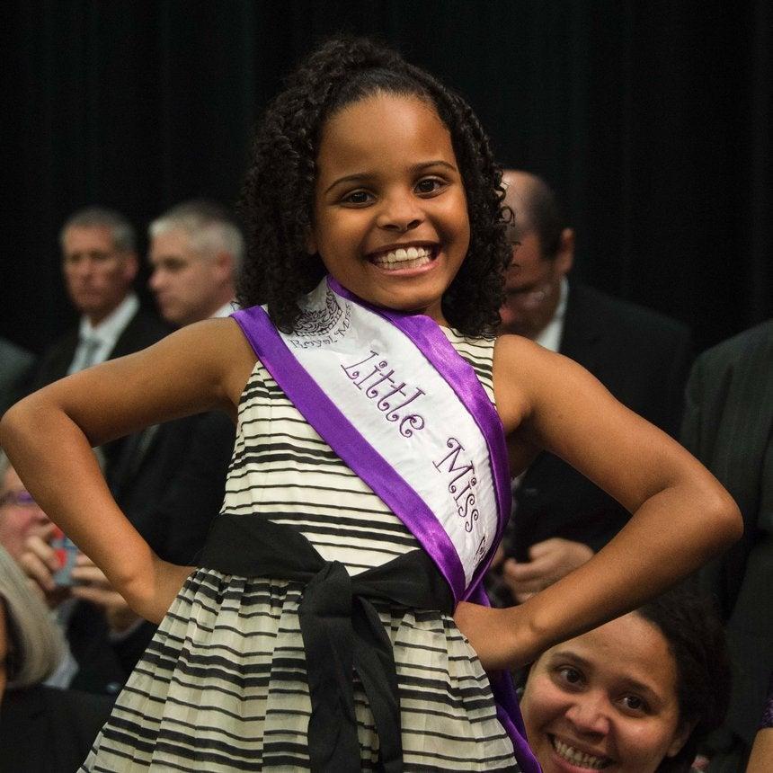 Little Miss Flint Just Helped 1,000Local Kids Get New School Supplies