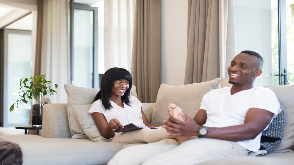 Intimacy Intervention: 'I Think My Man Has A Foot Fetish! Is That Weird?'