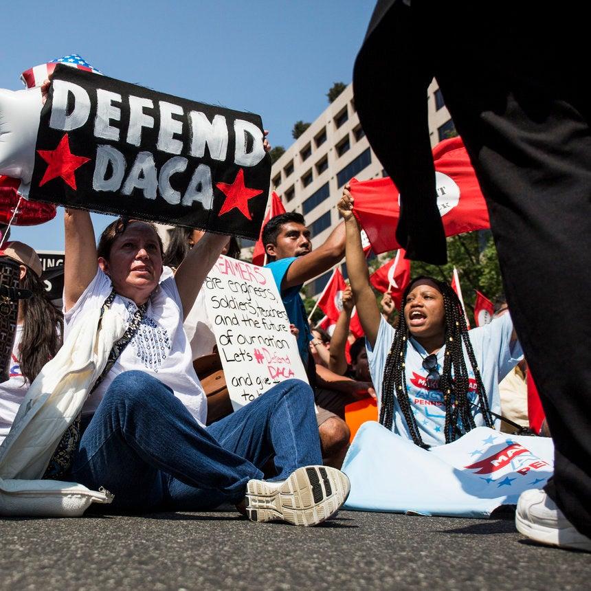 'It Is Cruel:' Barack Obama Slams Trump's Decision To Target Immigrants Under DACA