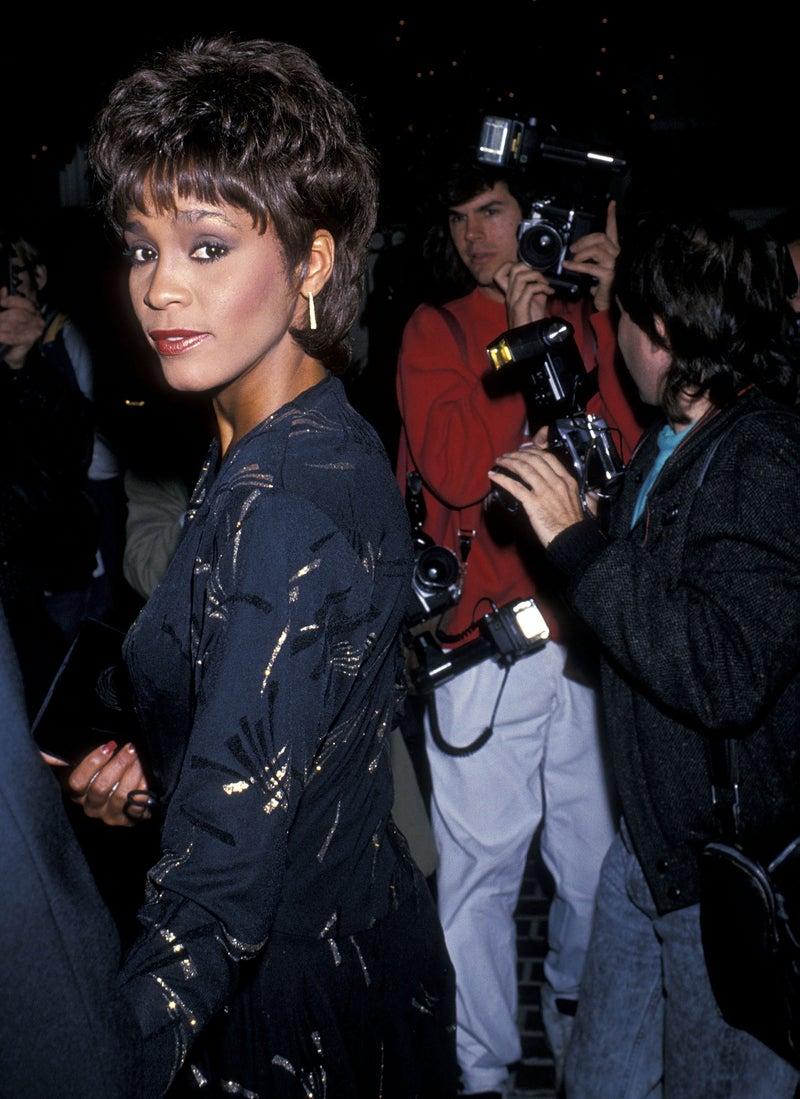 Who Is Robyn Crawford Whitney Houston's Friend - Essence