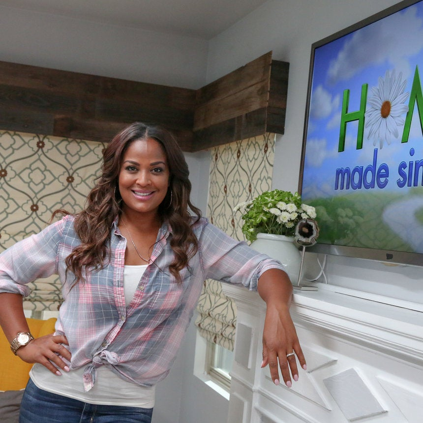 EXCLUSIVE: First Look At Laila Ali As The Host Of OWN's 'Home Made Simple'