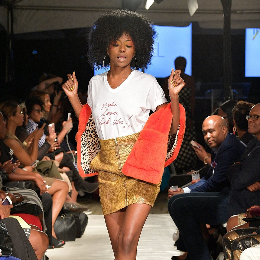 Harlem's Fashion Row Celebrates Its 10th Anniversary With A Legendary Fashion Week Event