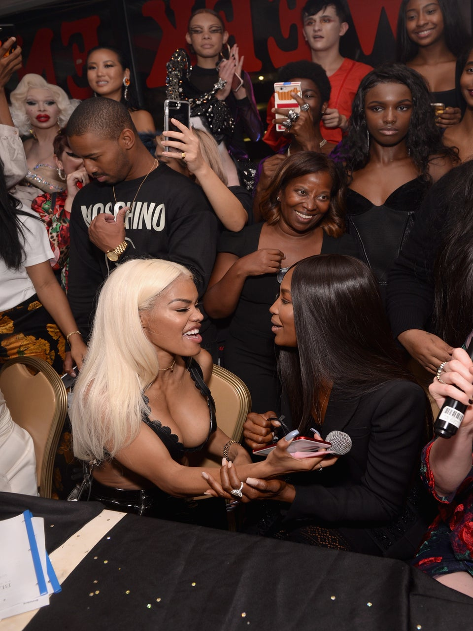 Pat McGrath Kicked Off NYFW With An Epic 'Mothership' Voguing Party