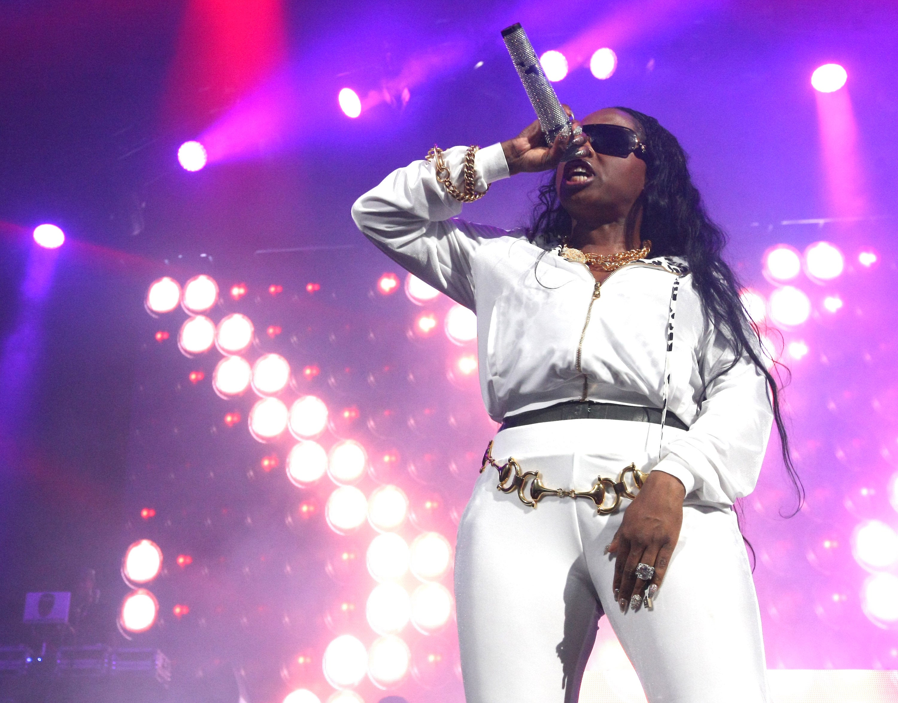 Foxy Brown Shares The First Photo Of Her Adorable Baby Girl