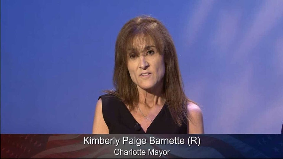 Charlotte Mayoral Candidate Lists Being White As A Reason You Should Vote For Her