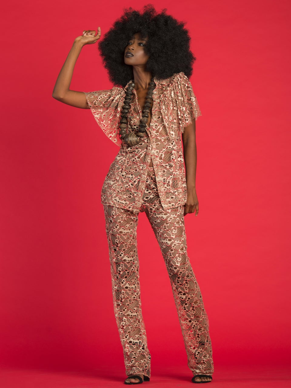 Anderson Is Back With Another Collection Titled African American