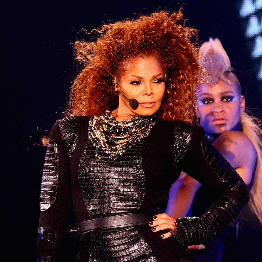 Janet Jackson 'Snatched Wigs' At First State Of The World Tour