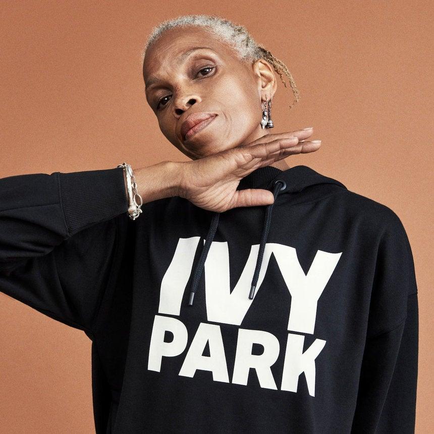 EXCLUSIVE: Karen McDonald Is Proving Beauty Has No Age Limit In Beyoncé's Ivy Park Campaign