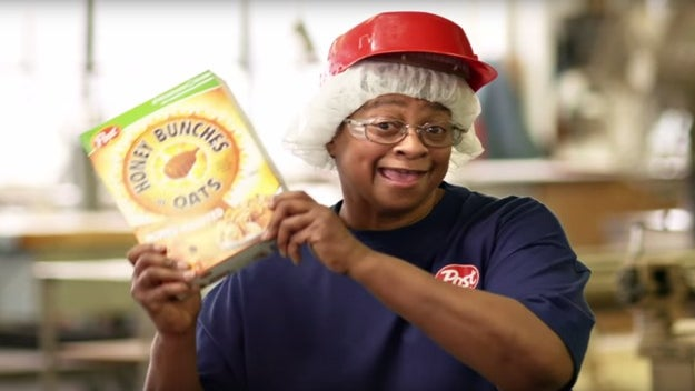 The Honey Bunches Of Oats Lady Has Retired!