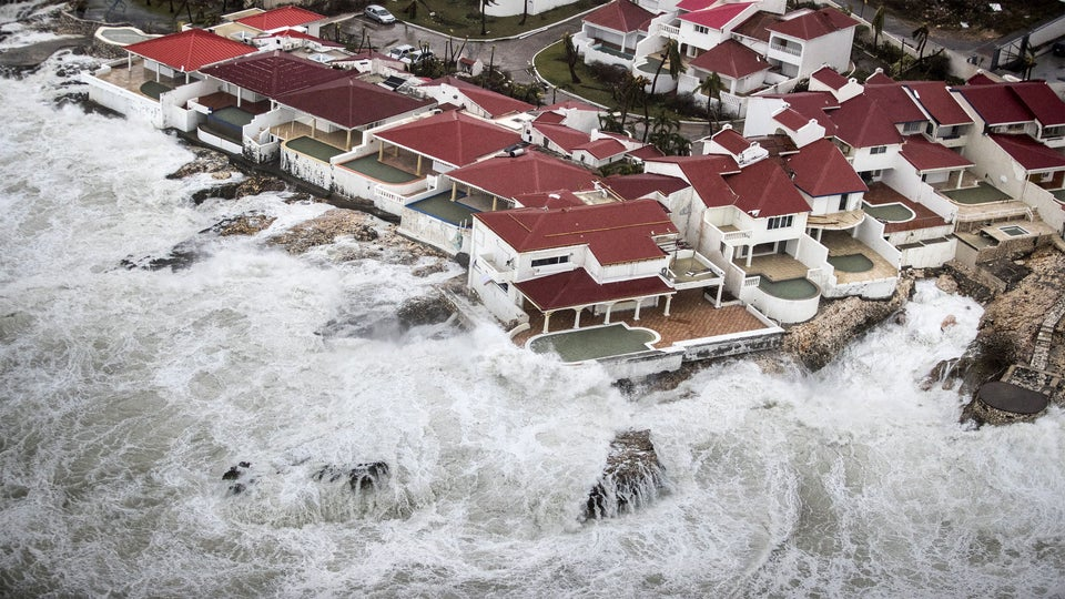 25 Photos Of Hurricane Irma Destruction That Prove We Need To Talk About Climate Change Now