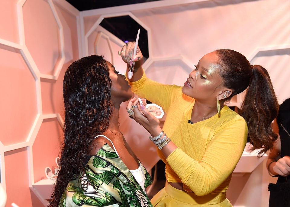 The Best Fenty Beauty YouTube Tutorials For Black Women