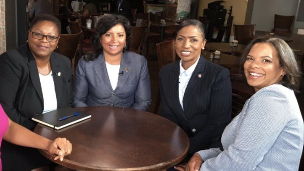 North Carolina Has Six Black Women Police Chiefs: 'We've Broken A Glass Ceiling'
