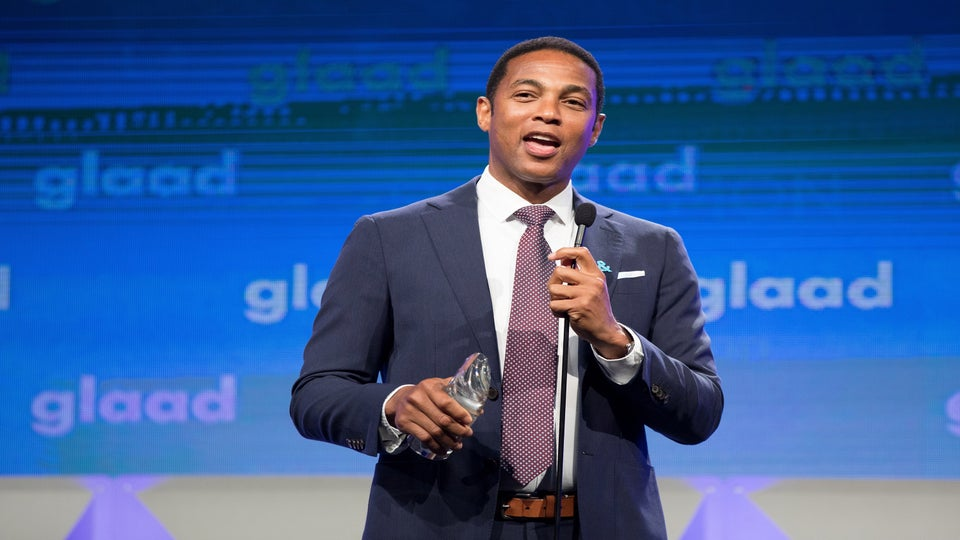 Don Lemon Gives Moving Speech At GLAAD Gala: 'I Ain't Scared Of Nobody'