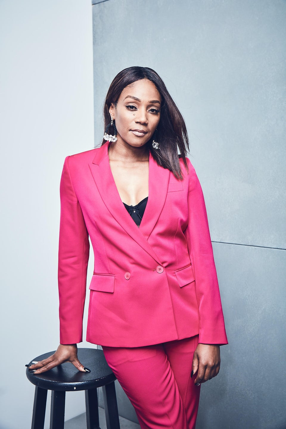 Girls Trip Star Tiffany Haddish On A Possible Sequel And Why She Still Uses Groupon