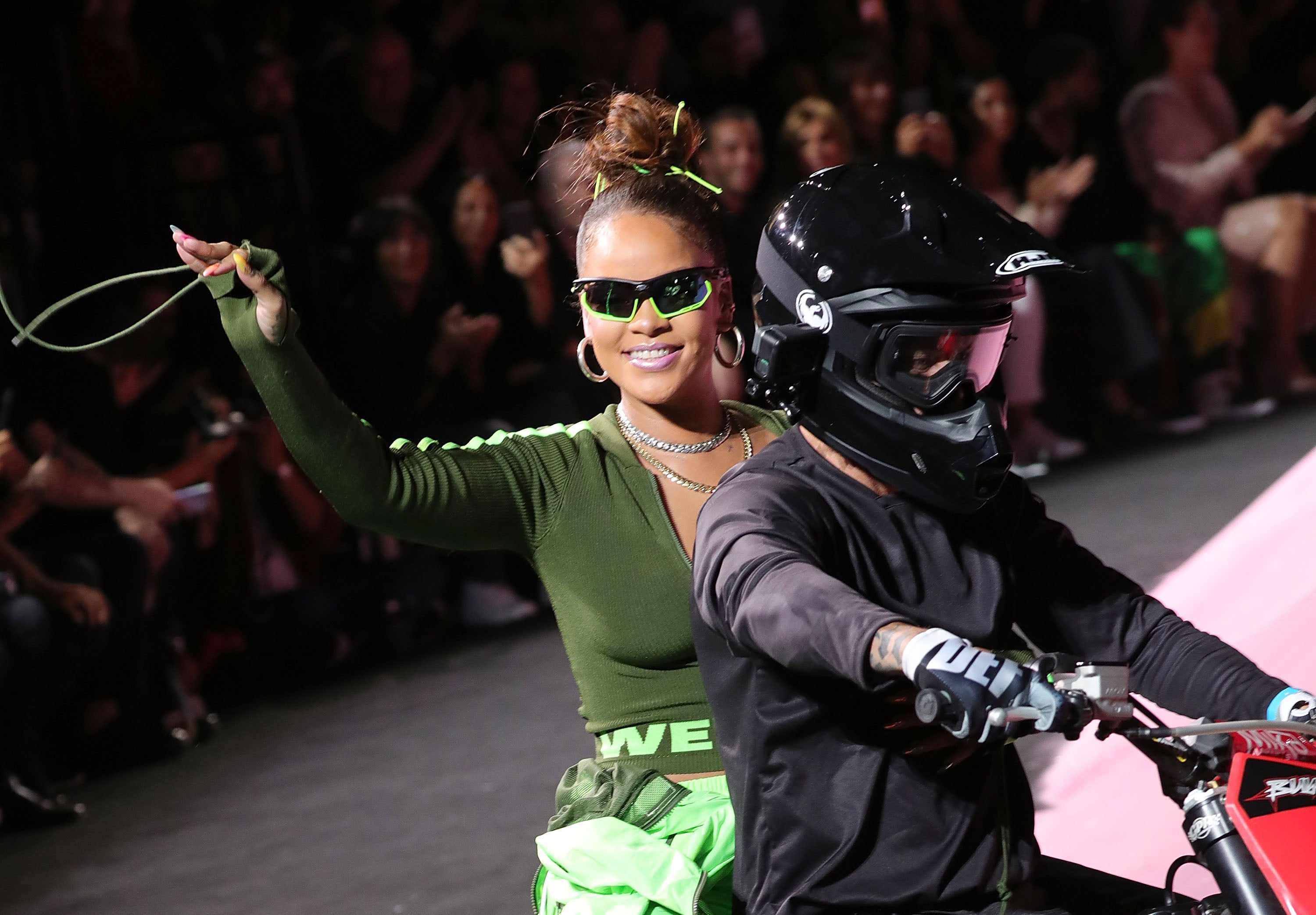 Rihanna's Fenty x Puma Show Brought The Excitement Back To New York Fashion Week