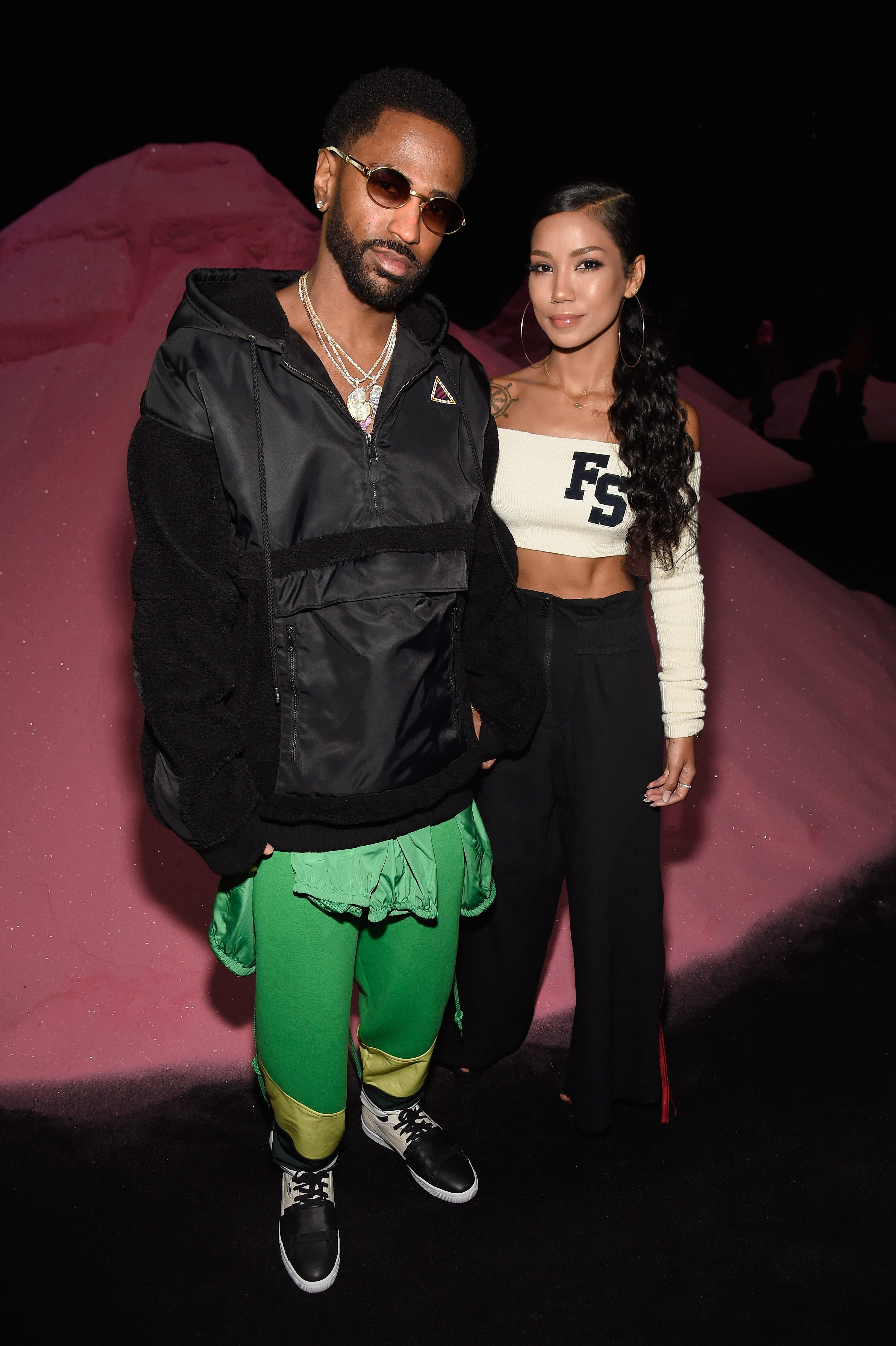 Jhené Aiko Sends Loving Message To Ex Big Sean In Wake Of Nipsey Hussle's Murder
